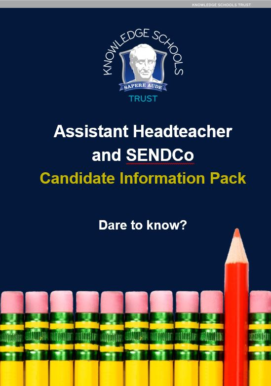 Assistant Headteacher and SENDCo